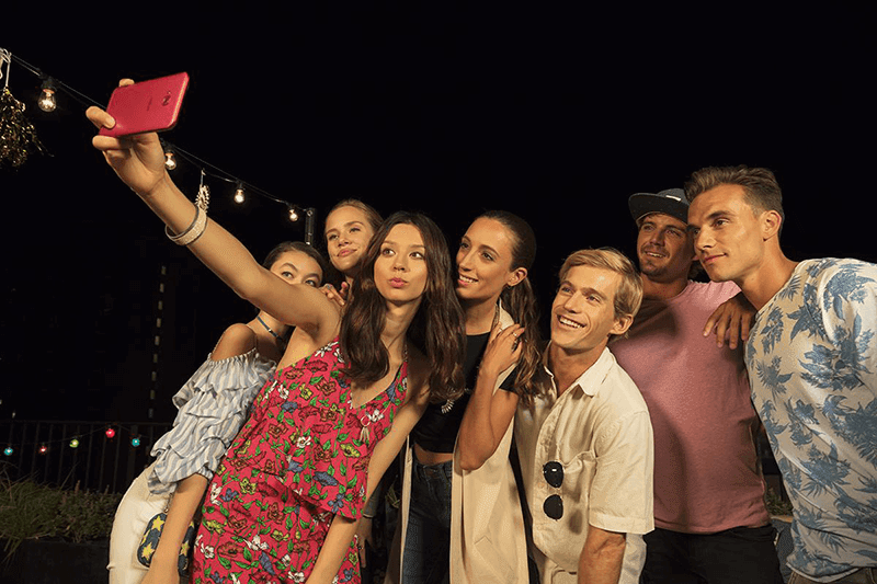 Let's take a Wefie with ASUS Zenfone 4 Selfie Series
