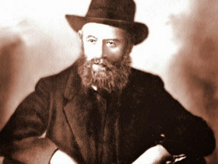 Rebbe Shalom DovBer of Lubavitch, the Rebbe Rashab