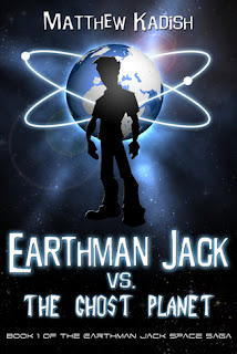 Earthman Jack vs The Ghost Planet