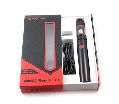 The Newest Addition To The Kanger - SUBVOD Mega Kit !