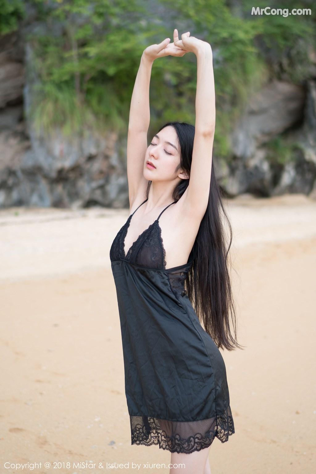 Image MiStar-Vol.207-Xiao-Reba-MrCong.com-005 in post MiStar Vol.207: Người mẫu Xiao Reba (小热巴) (41 ảnh)