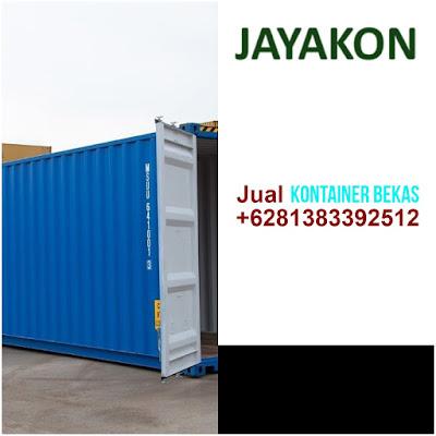 harga container bekas 40 feet surabaya