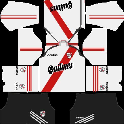 cacc981d9b0 kits de dream league soccer: Kits Retro River Plate Campeon Copa ...