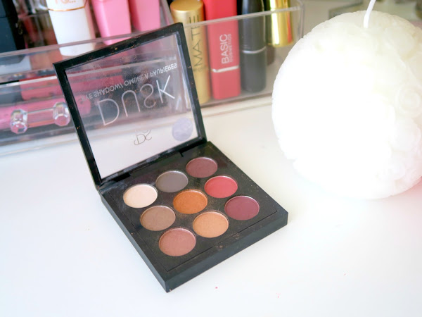 Review - Paleta Dusk Primark