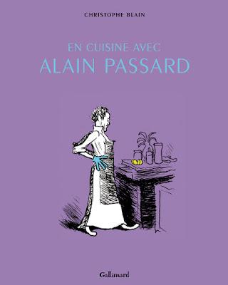 En cuisine avec Alain Passart - Editions Gallimard
