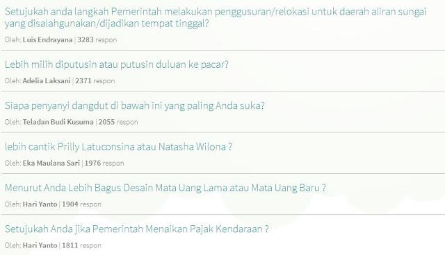 Situs Survey Terbaru Bahasa Indonesia Yang Membayar Tinggi