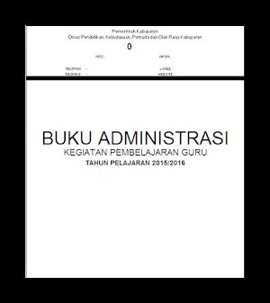 Aplikasi Administrasi Guru Tahun ajaran Baru 2015-2016
