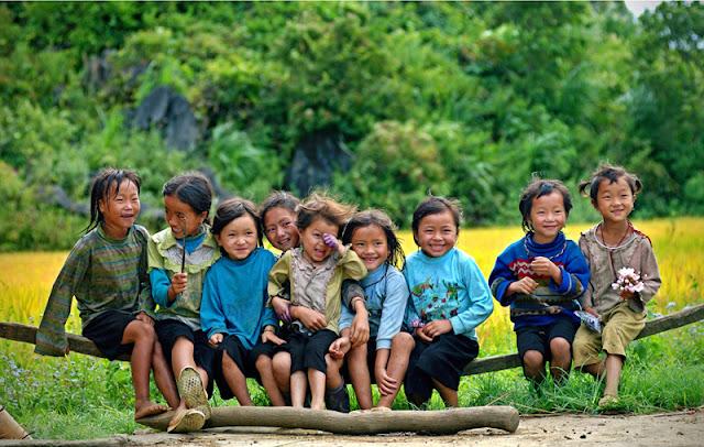 niños sapa, vietnam