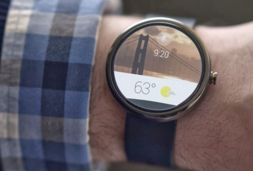 Google Launches Android Wear