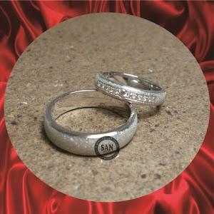cincin paladium perak p634