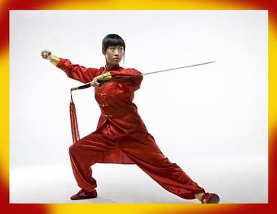 Using Tai Chi Sword When Practising Tai Chi Moves