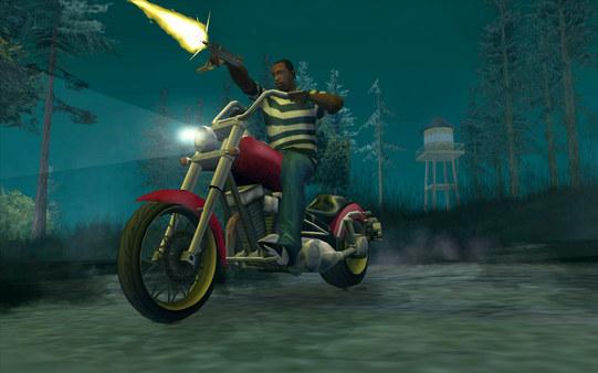 Grand Theft Auto San Andreas (GTA SA) PC Game Full Version Gameplay 1