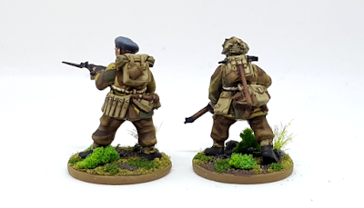 How to paint WW2 Polish British Paratroopers