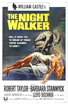The Night Walker (1964) Barbara Stanwyck, William Castle