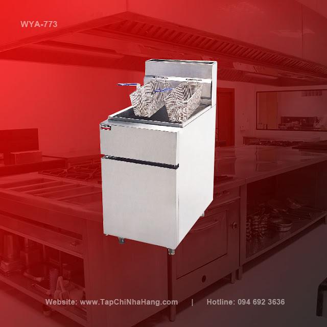 Bếp chiên nhúng cao cấp WYA-773