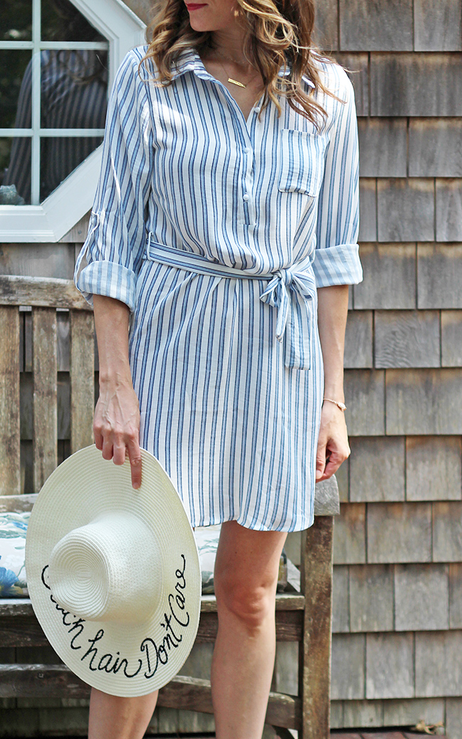 affordable stripe dress