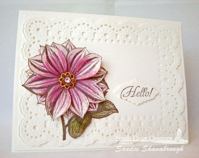 North Coast Creations, Floral Sentiments 1