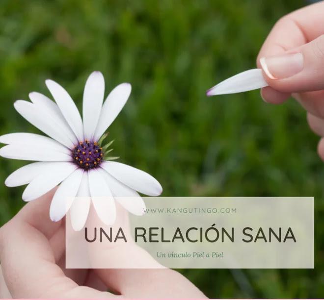 UNA RELACIÓN SANA