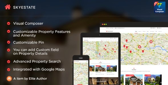 Best Real Estate WordPress Theme 2015