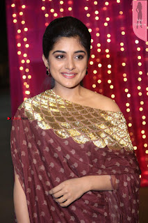 Niveda Thomas Looks Super cute at Zee Telugu Apasara Awards 2017 08