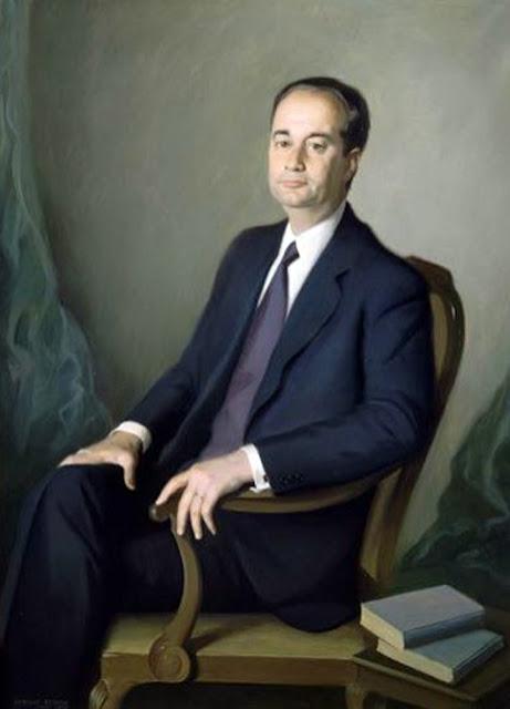 Enrique Segura Iglesias, Juan Miguel Villar Mir,  Ministro de Hacienda, Maestros españoles del retrato, Pintores españoles