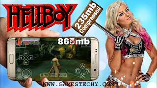 download hellboy science of evil iso psp