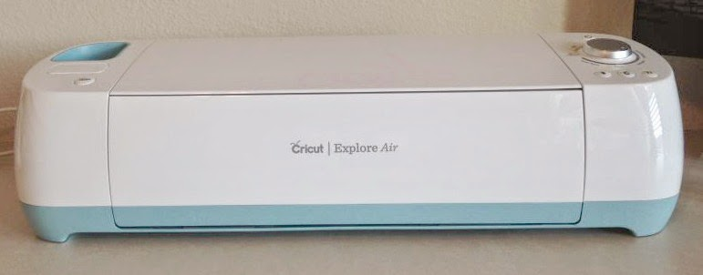 Cricut Explore Air Out of the Box - machine