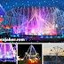 Taman Pelangi Grage City, Primadona Wisata Air Mancur di Cirebon