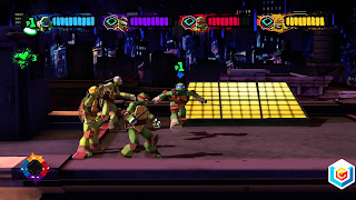 Teenage Mutant Ninja Turtles (XBOX360) 2013