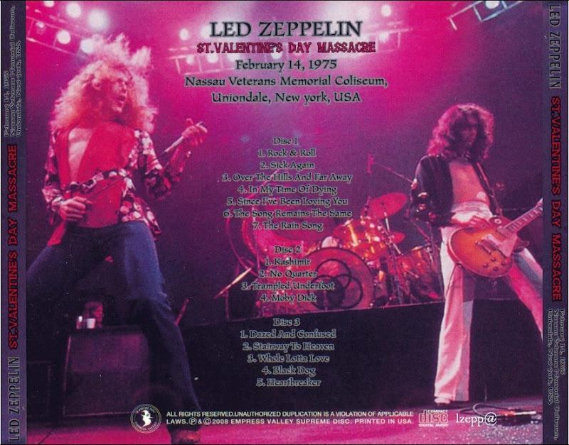 T.U.B.E.: Led Zeppelin - 1975-02-14 - Uniondale, NY (SBD/FLAC)