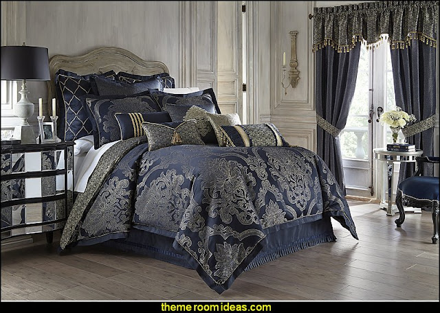 Vaughn by Waterford Luxury Bedding