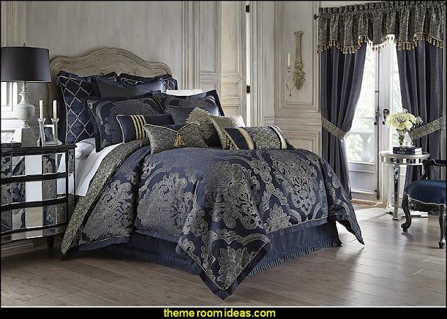 Vaughn by Waterford Luxury Bedding