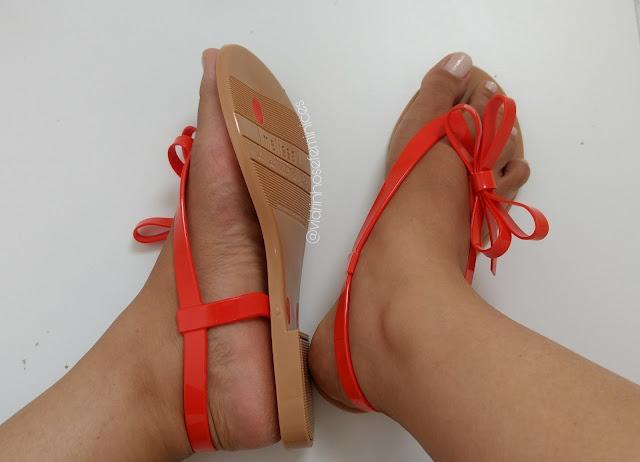 Melissa Harmonic Sandal
