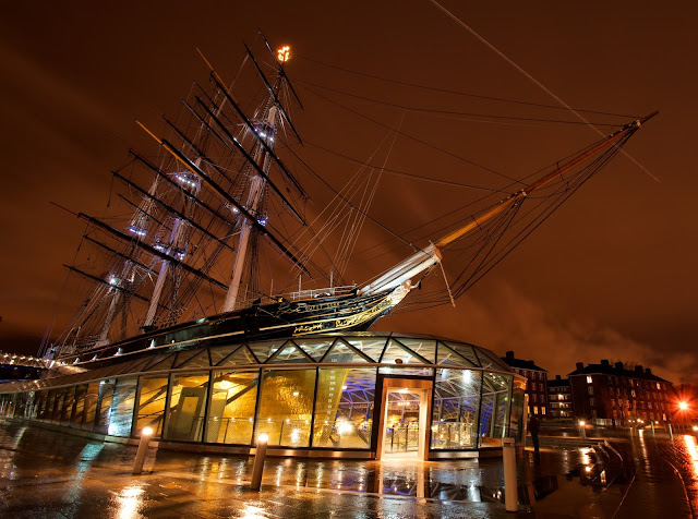 Cutty Sark - www.all-about-london.com
