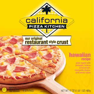 California Pizza Kitchen Frozen Pizza Coupons