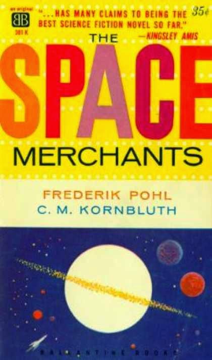 Mercaderes del espacio Pohl