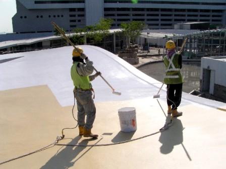 5 Kesalahan dalam melapisi dak/atap dengan Waterproof