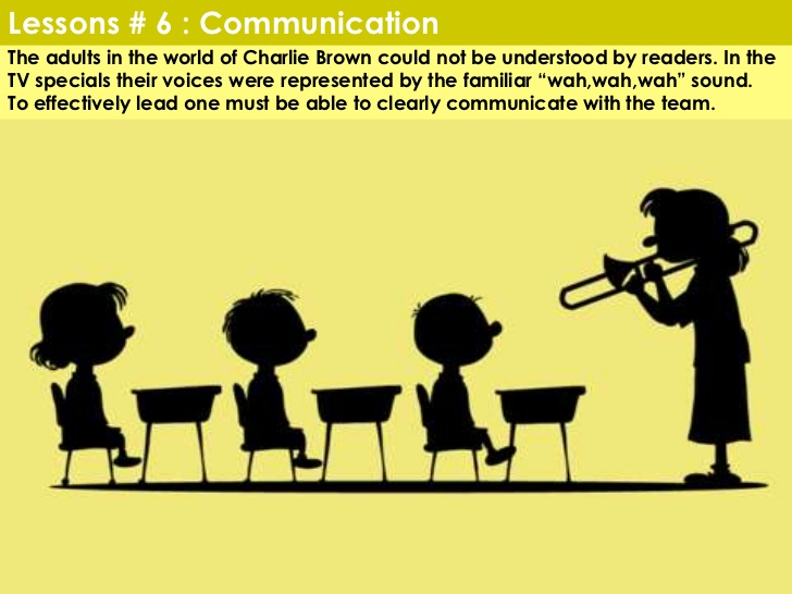 12 Leadership Lessons From Charlie Brown Part 1 ...