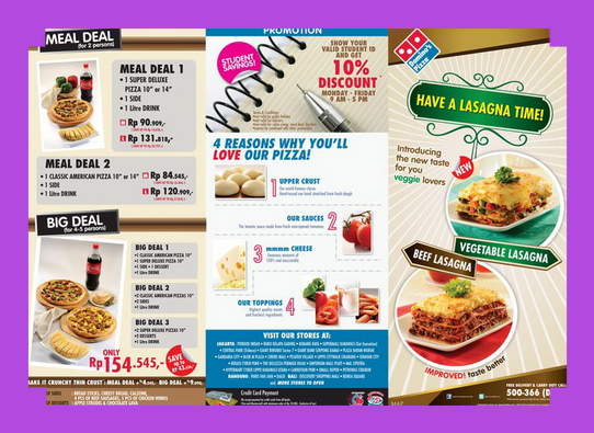 Natinbali Domino S Pizza