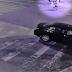 Câmera de segurança registrou momento em que mulher matou o namorado atropelado