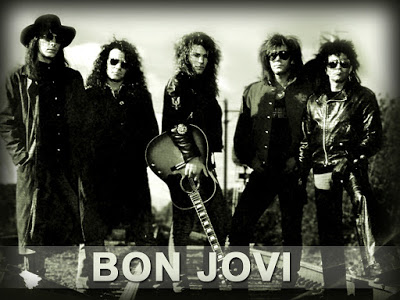 Lirik Lagu My Guitar Lies Bleeding In My Arms ~ Bon Jovi