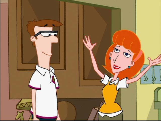 Have phineas and ferb lesbian pics