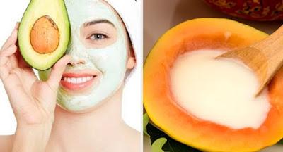 Masques aux fruits pour les peaux sèches