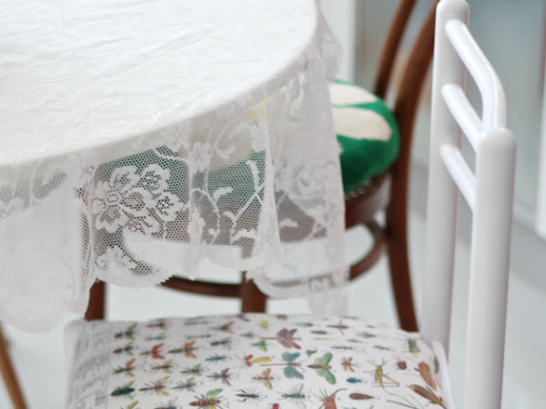 Restyle an old chair #2 DIY