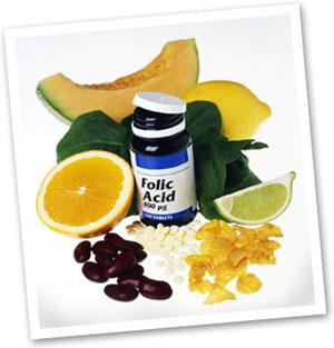 Vitamina M, Vitamina bs, sinteza e hemoglobinës hematopoeza sinteza e tirozinës sinteza e metioninës, rigjenerimi i qelizave plagët stomaku zorra dymbëdhjetë gishtore shërimi i ulcers Mungesa e acidit folik <b>anemia makrocitare megaloblastike, </b>Burimet e acidit folik, ku gjendet acidi folik, mëlçia e zezë veshka, mishi, zarzavatet e gjelbërtaspinaqi,drithërat,spanaqi,drithi,misherat, vlera e mishit,qka eshte acidi folik, vitaminia B9, vlera e e acidit folik, rendesia e acidit folik, acidi folik dhe shtatzania