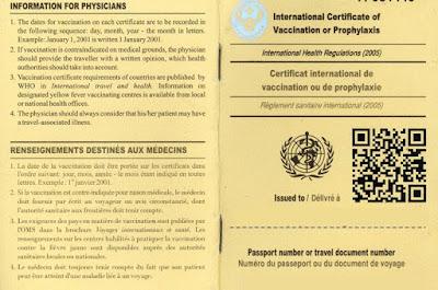 Alamat Tempat Suntik Vaksin Meningitis di Mataram