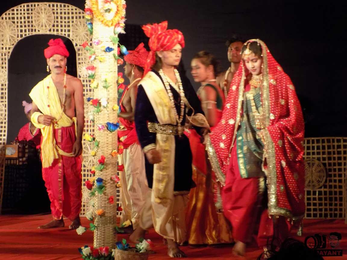 Jayantas Tv Dance Drama Raja Bharthari Presenting By Padmashri Mamta Chandrakar Chhattisgarh