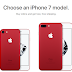 Buy Apple iPhone 7 Red Special Edition Online and contribute to the Global Fund to support AIDS programs