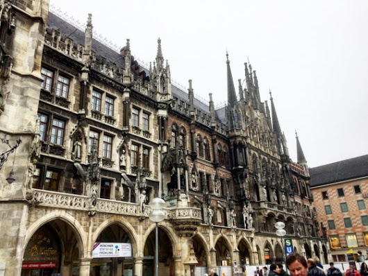 MUNICH (DAY 1)