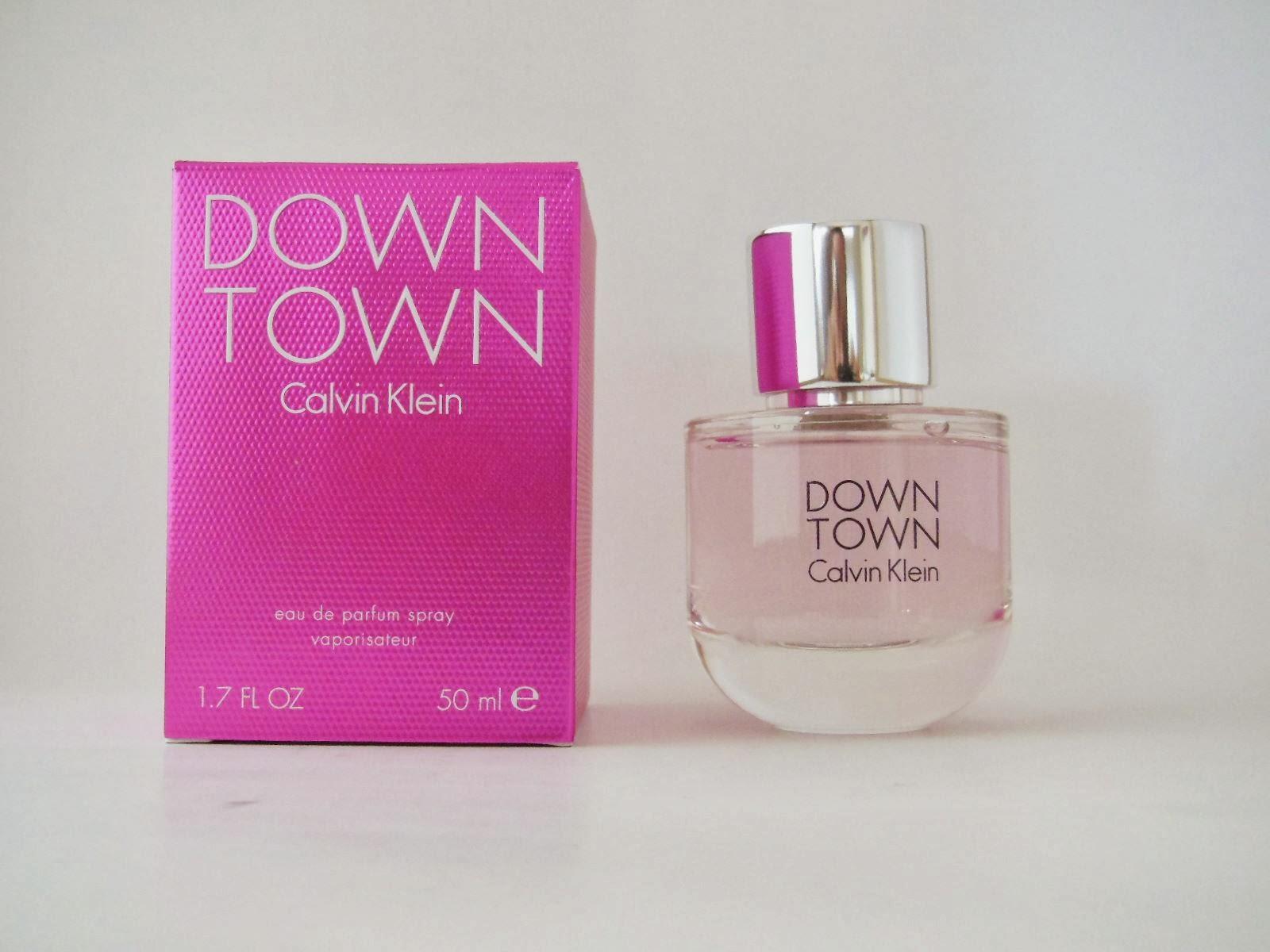 Product Review Calvin Klein Downtown Eau De Parfum The Beauty